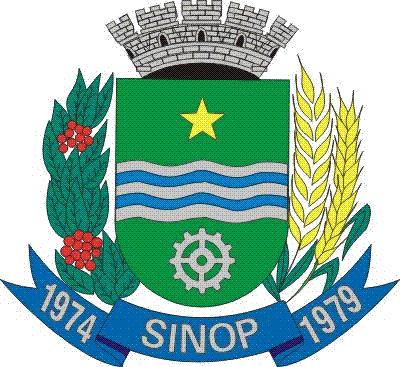 Brasão da Câmara municipal de sinop