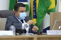 Adenilson Rocha presta homenagem servidores da Saúde de Sinop