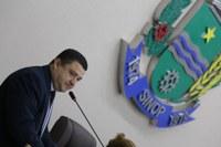 Adenilson Rocha requer informações sobre tratamento de saúde de alto custo