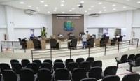 Câmara realiza 17ª Sessão Ordinária e aprecia 13 proposituras