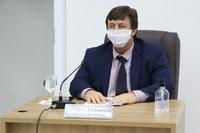 Debortoli quer informações sobre combate ao Covid-19 no aeroporto