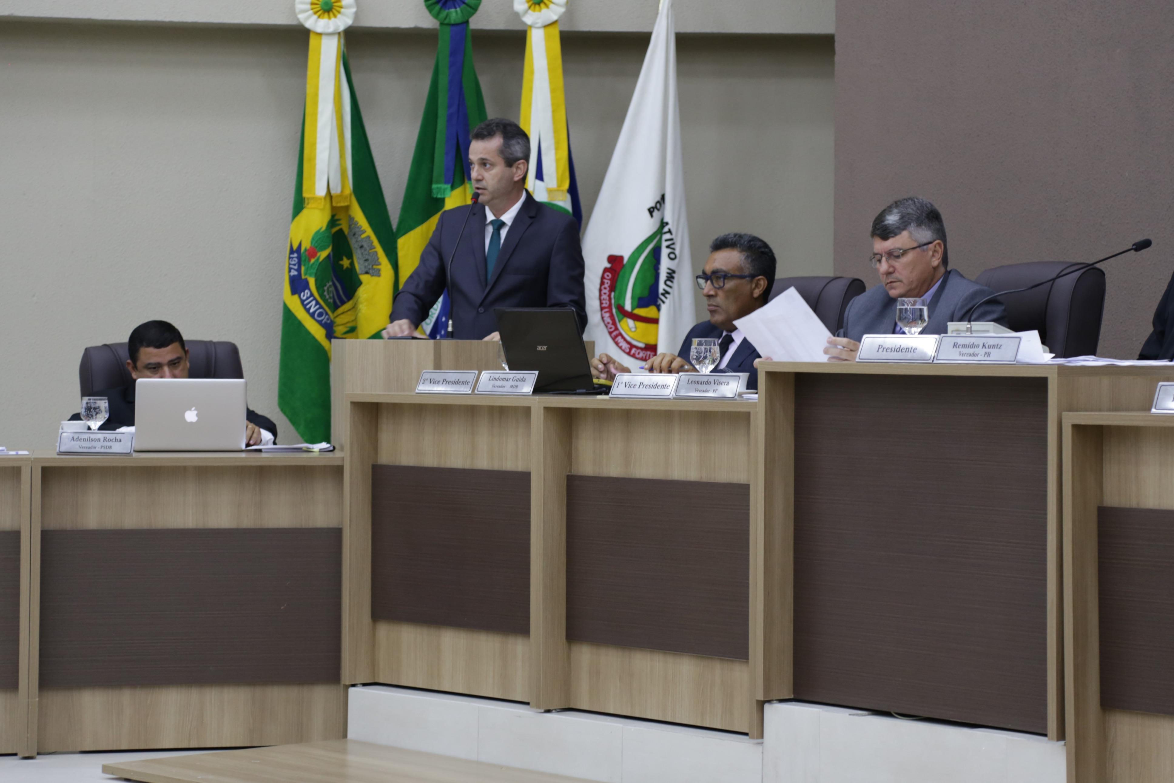 Dilmair Callegaro reivindica Patrulha Rural para estradas vicinais