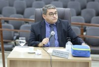 Hedvaldo Costa solicita construção de praça no Jardim Brasília