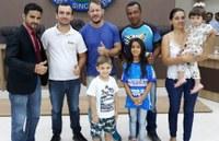 Joaninha homenageia atletas do bicicross com Moção de Aplauso