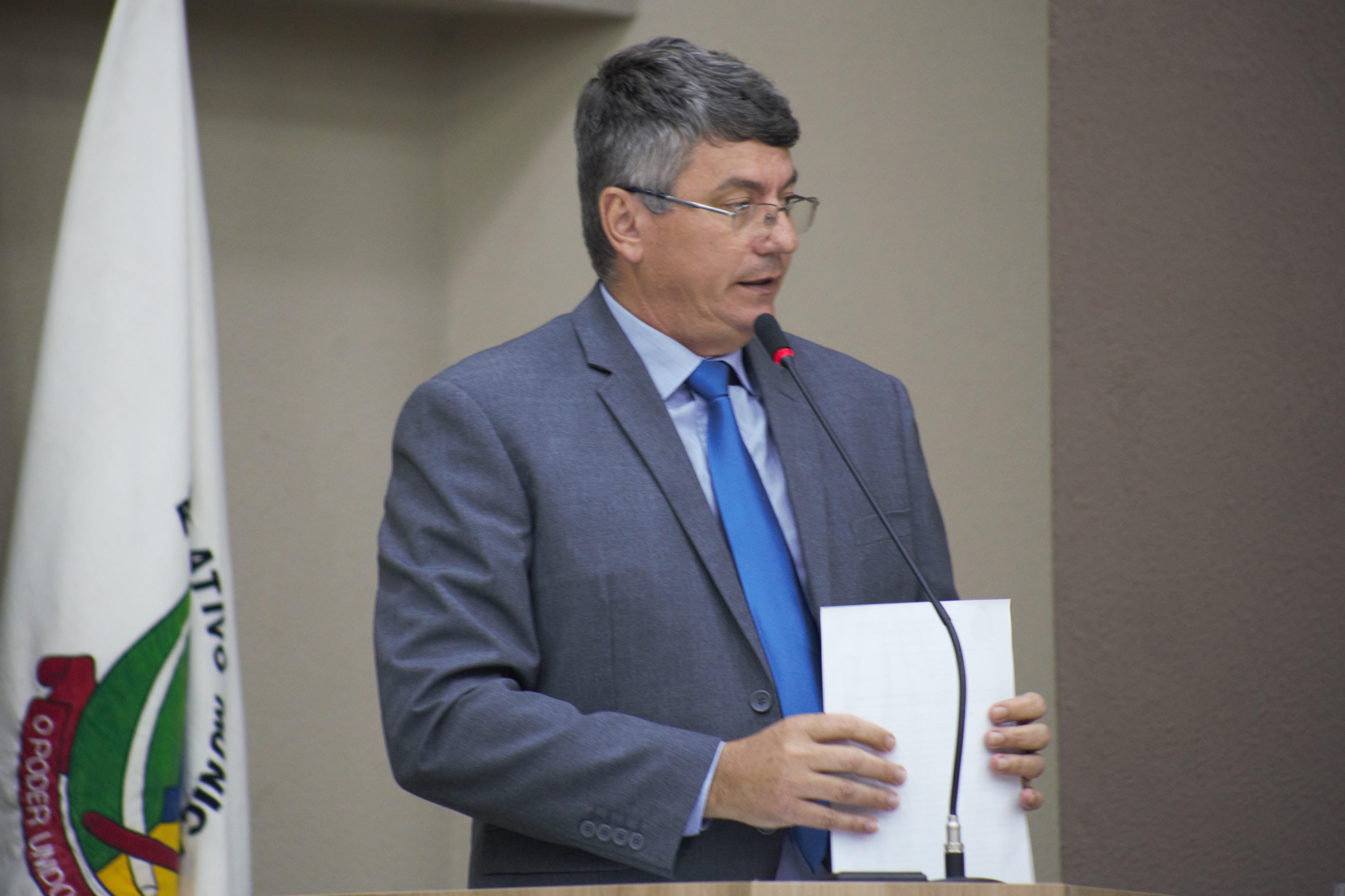 Leonardo Visera pede reforma da UBS Sebastião de Matos
