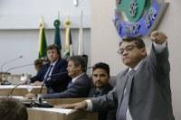 Professor Hedvaldo Costa reivindica melhoria na iluminação pública