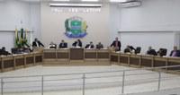 Vereadores aprovam cinco Projetos de Lei durante a 14ª sessão do ano